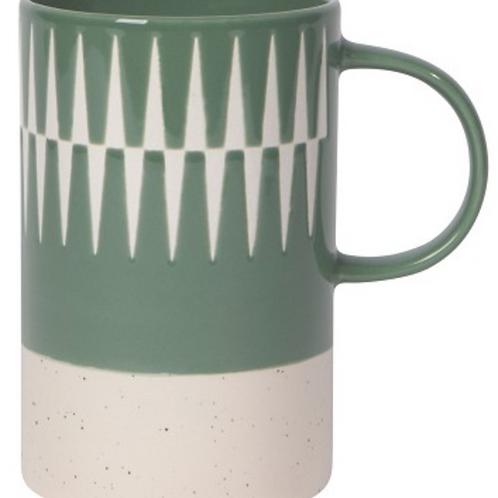 Etch Jade Mug