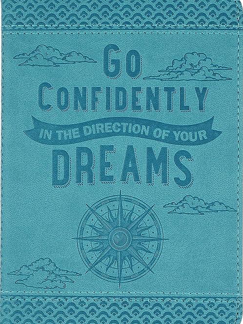 Artisan Journal - Go Confidently