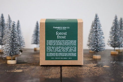 Farmer's Son Co. - Forest Frost