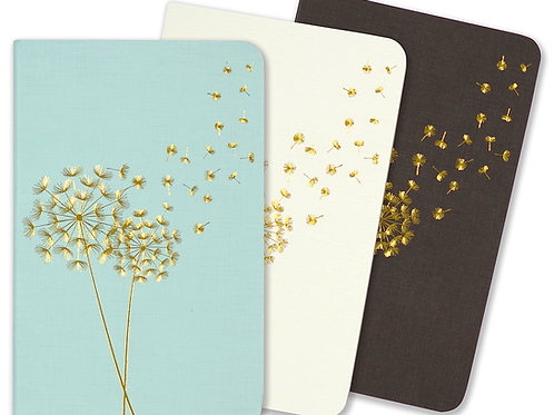 Jotter Dandelion Wishes Notebooks