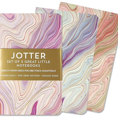Jotter Agate Notebooks