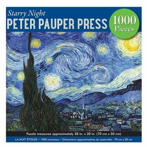 Puzzle - Starry Night