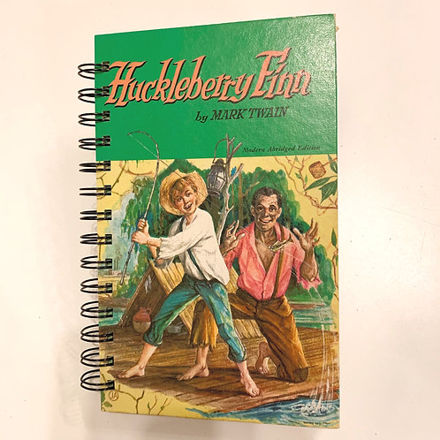 Dreaming Tree Paper Co. - Huckleberry Finn Journal