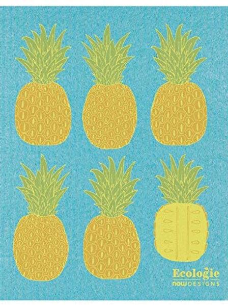 Swedish Dish Cloth - Pineapples