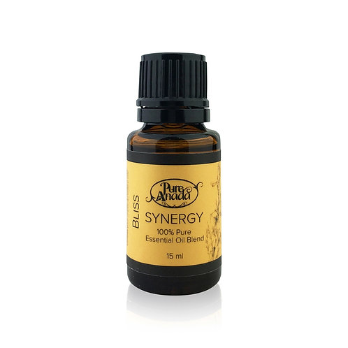 Essential Oil Synergy - Bliss by Pure Anada