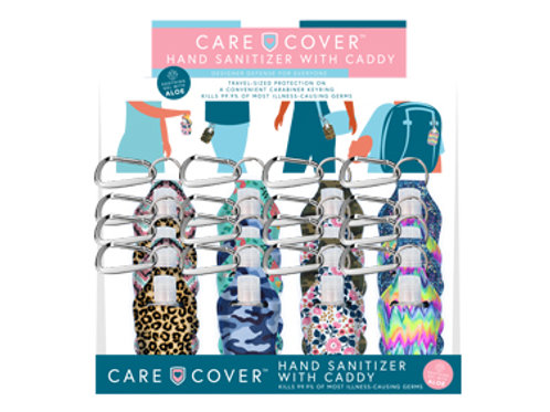 Care Cover Hand Sanitizer With Caddy