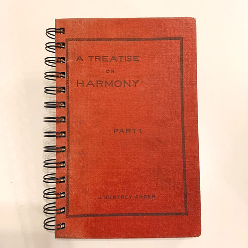 Dreaming Tree Paper Co. - A Treatise of Harmony Journal