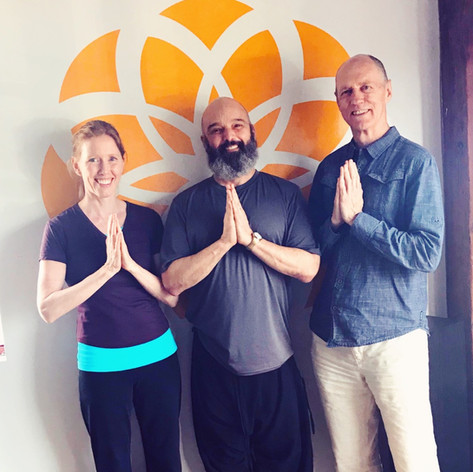 Yin Yoga Training, Semperviva Yoga, Vancouver
