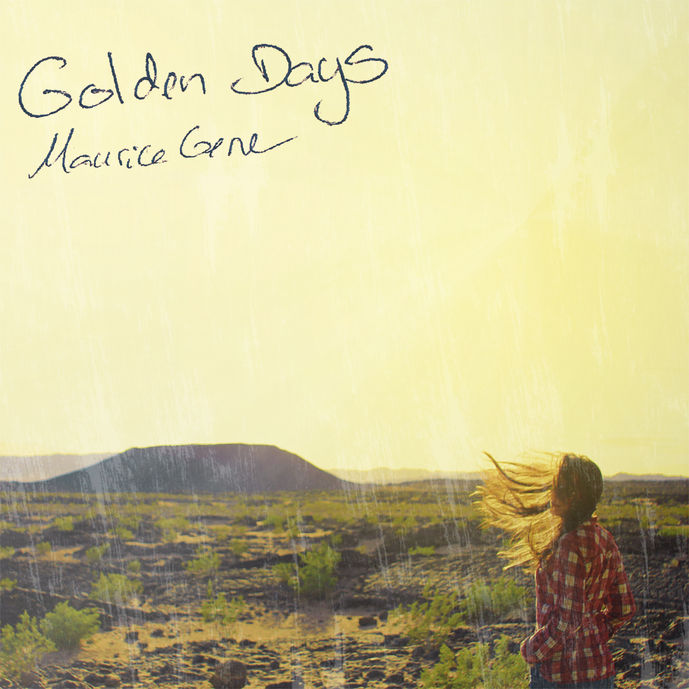 Golden Days Album Art