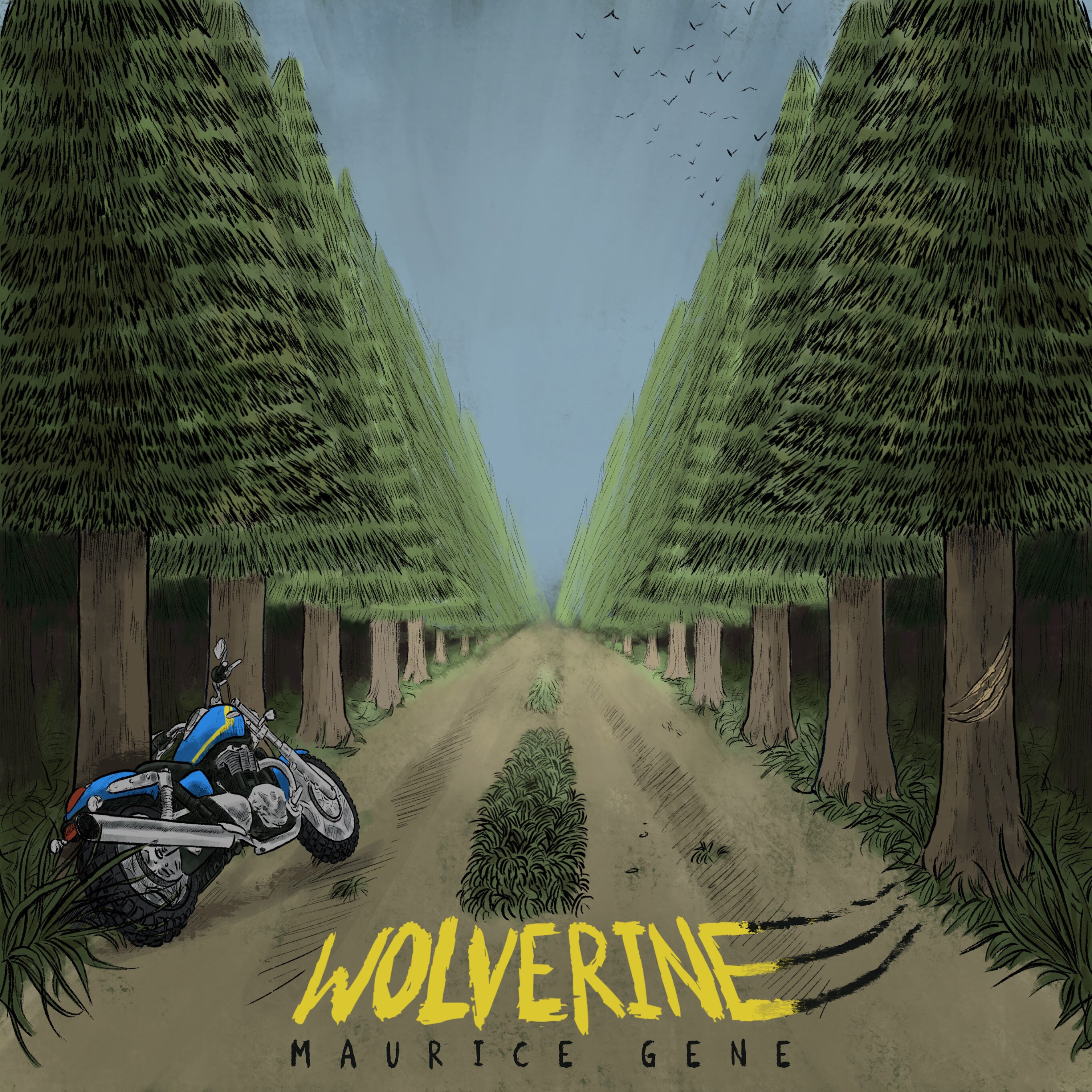 Wolverine Album Art