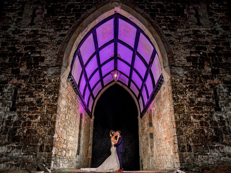 Wedding Photographer - Clearwell Castle - Gloucestershire - Brooke & Jack