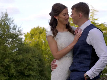 Wedding Videographer - Lemore Manor, Herefordshire - Helen & Henry