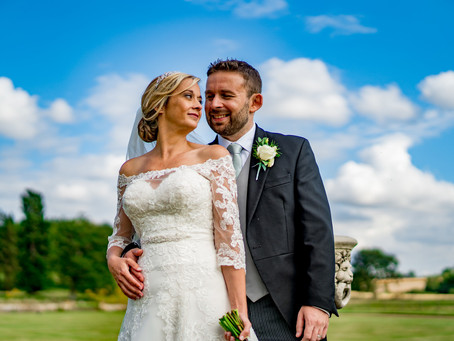 Wedding Photographer & Wedding Videographer - Walton Hall - Warwickshire - Lisa & Tom