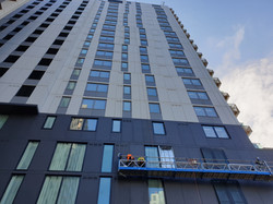Equitone cladding replacement