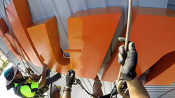 Abseiling Painters