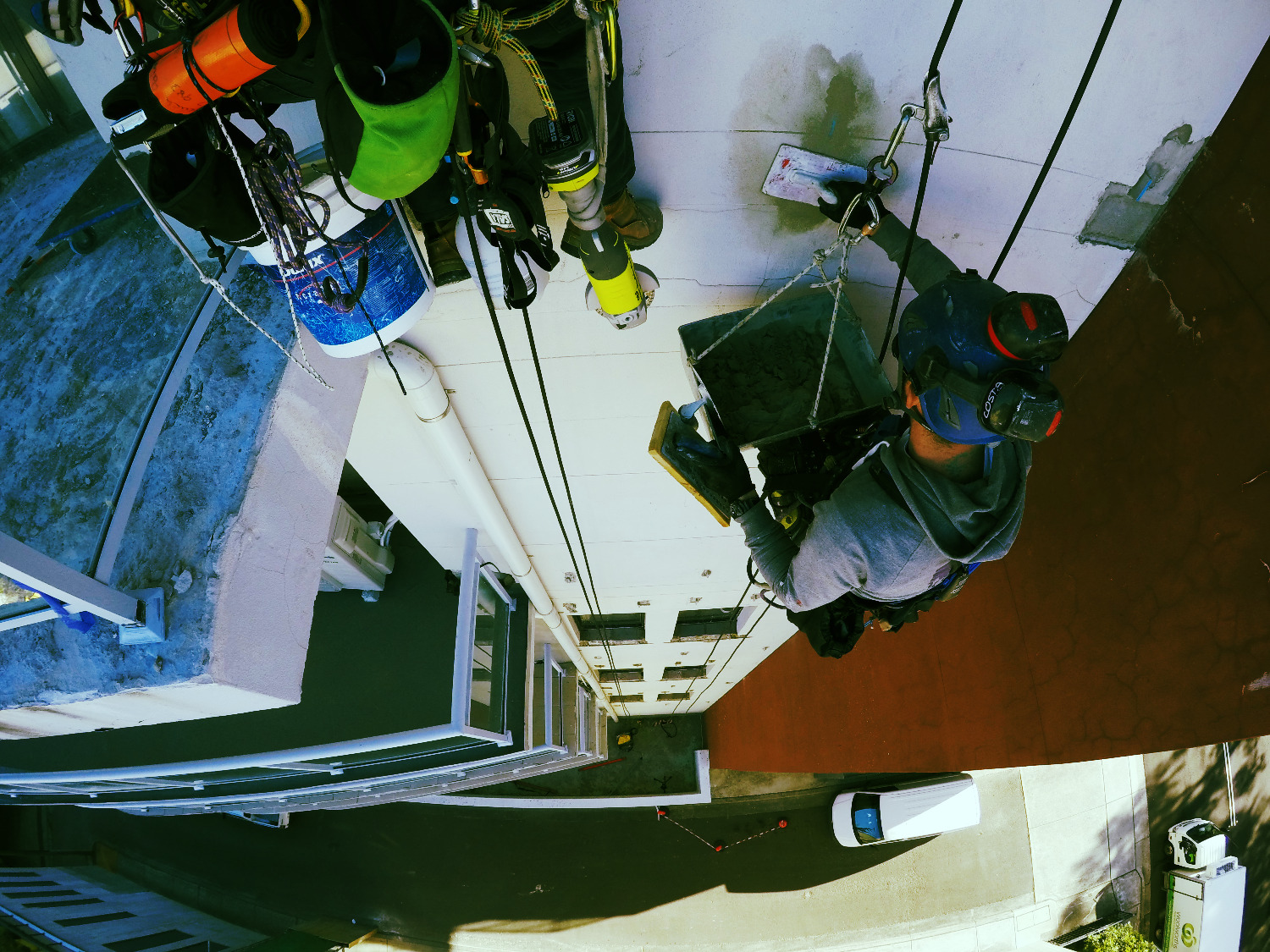 Rope Access renderers