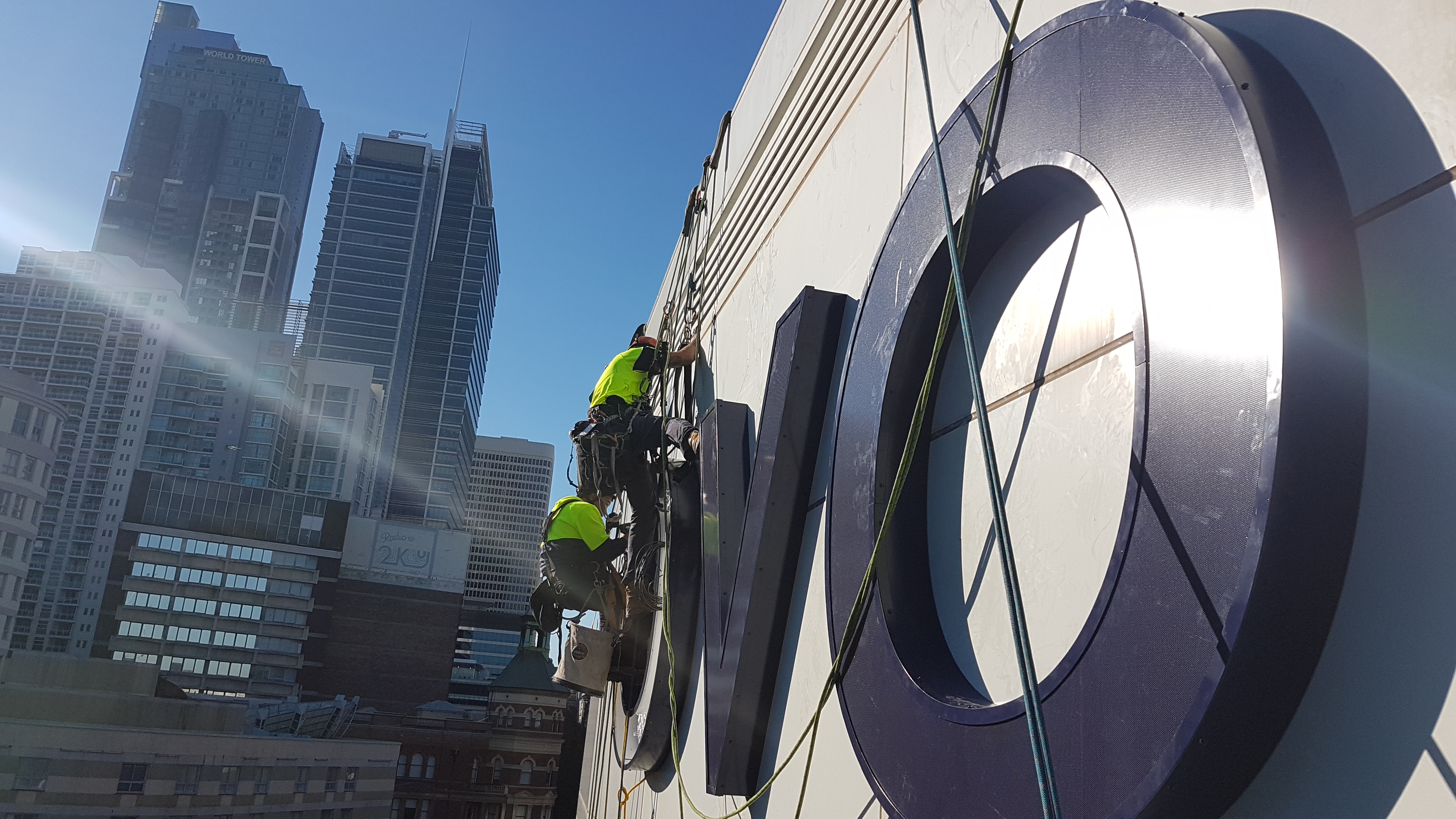 LED sign installers