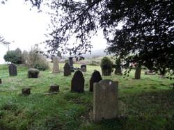 Graveyard St Cyndeyrn's Church
