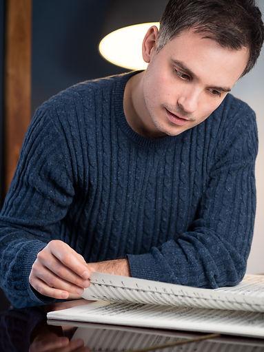 Robert Hodge Conductor