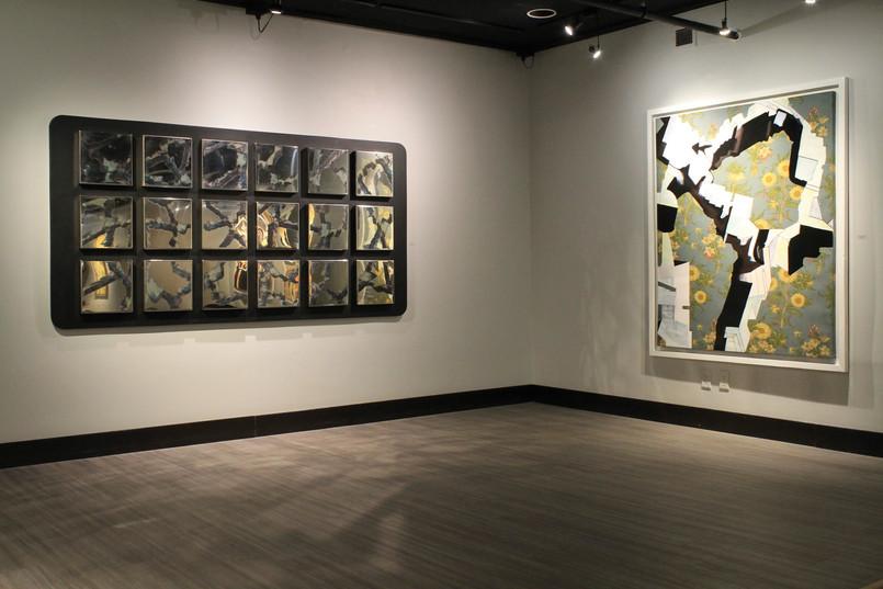Manny Blair Art Exhibtion 2018 OAG