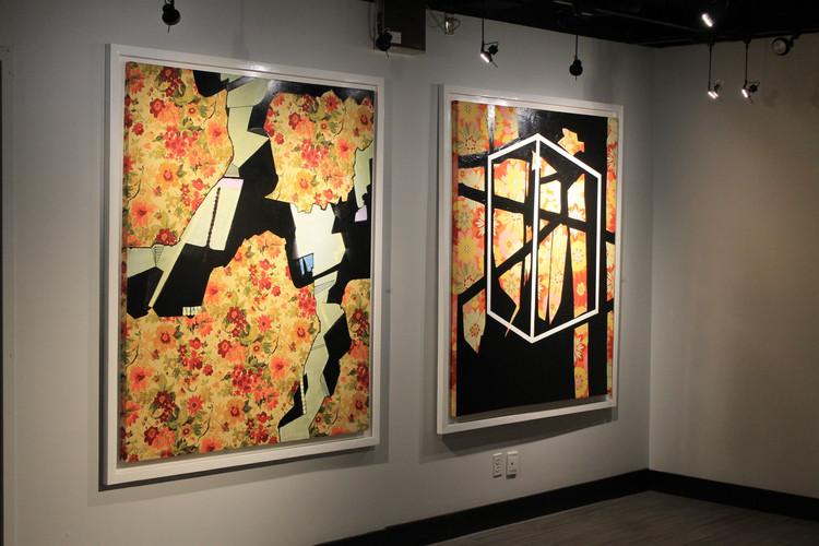 Manny Blair Art Exhibition 2018 OAG