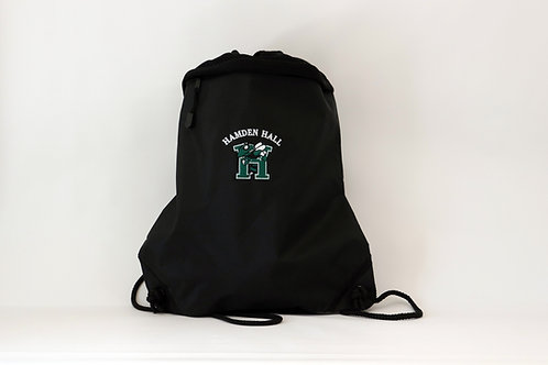 Cinch Pack Backpack - Black
