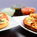 2x1 MEGA PIZZA (25cm-6🍕 ) de 1 ingrediente