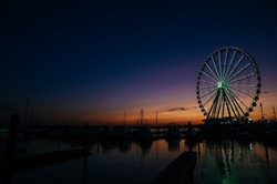 Capitol Wheel, National Harbor