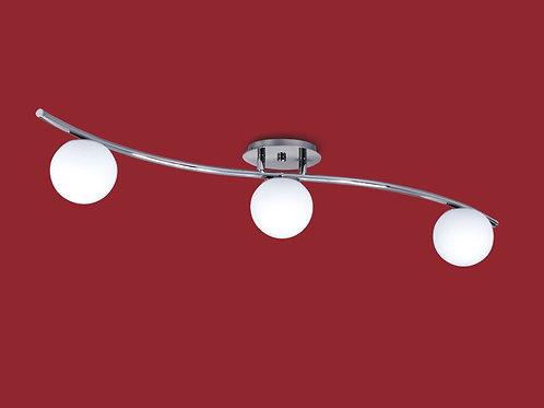 Plafon Relleu 3 luces - Ronda