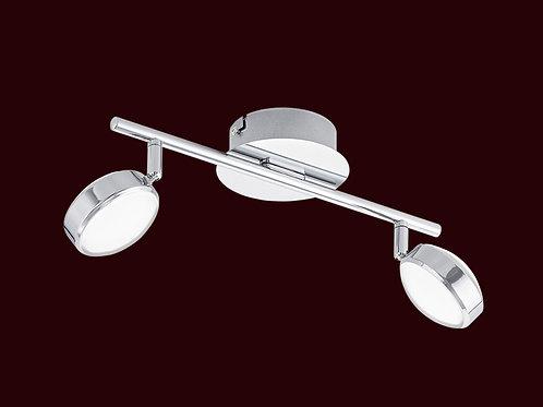 Aplique / Plafon Salto led 2 luces - Ronda