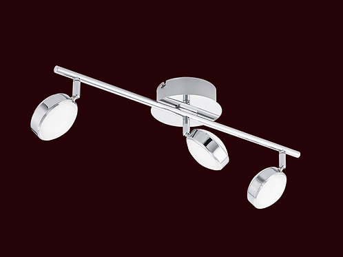 Plafon / Aplique Salto led 3 luces - Ronda