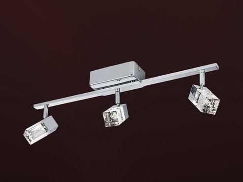 Plafon cantil 3 luces led - Ronda