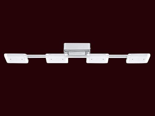 Plafon Cartama 4 luces led - Ronda