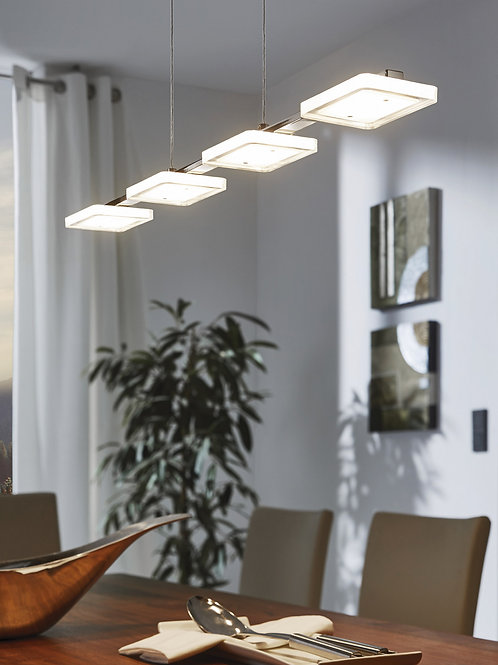 Colgante Cartama 4 luces led - RONDA