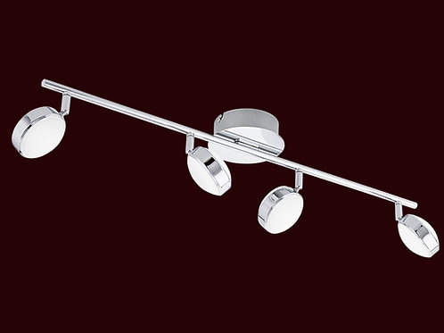 Plafon / Aplique Salto led 4 luces - Ronda