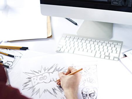 DOODLING FOR BEGINNERS: Simple techniques to help you begin doodling