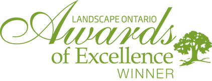 Awards of Excellence winner logo green (