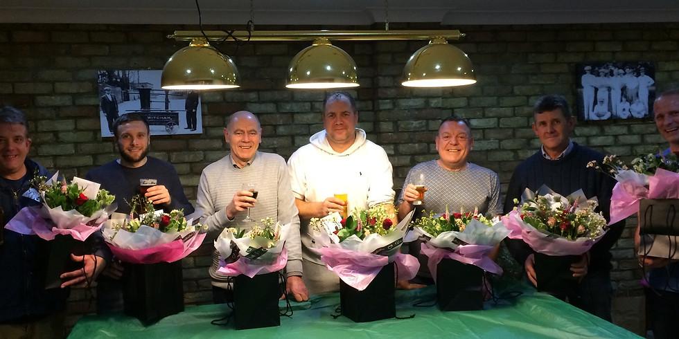 """""""Beer, Banter & Beautiful Bouquets"""" workshop"""