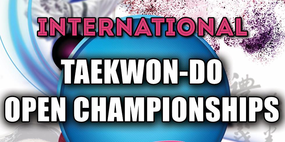 International Taekwon-Do Open Championships