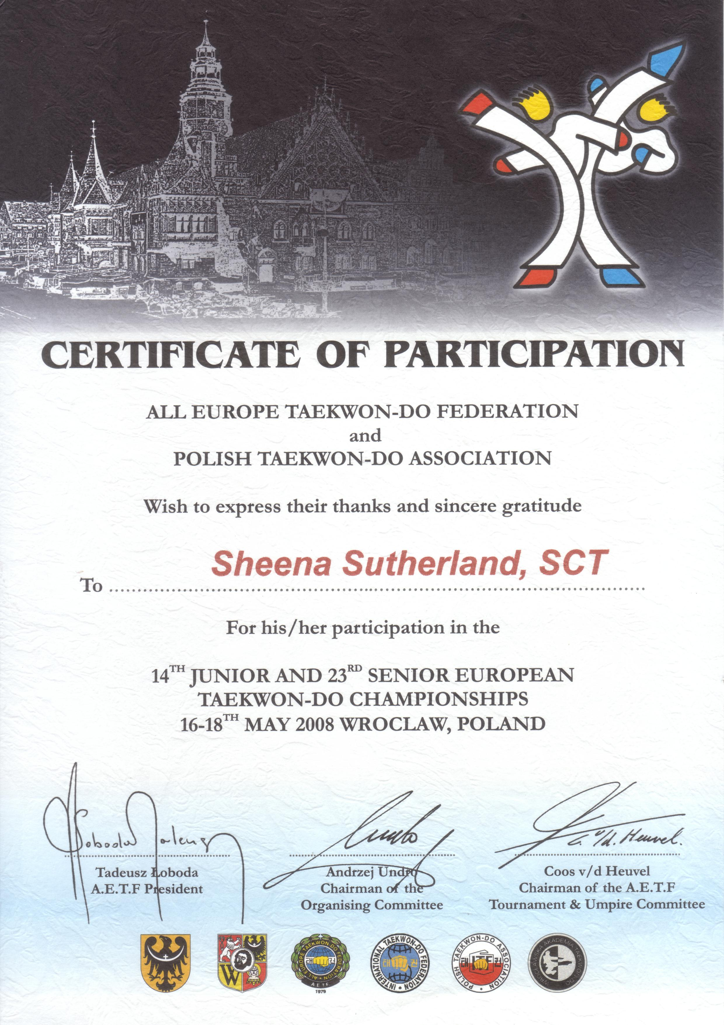 Euro Champ Poland 2008
