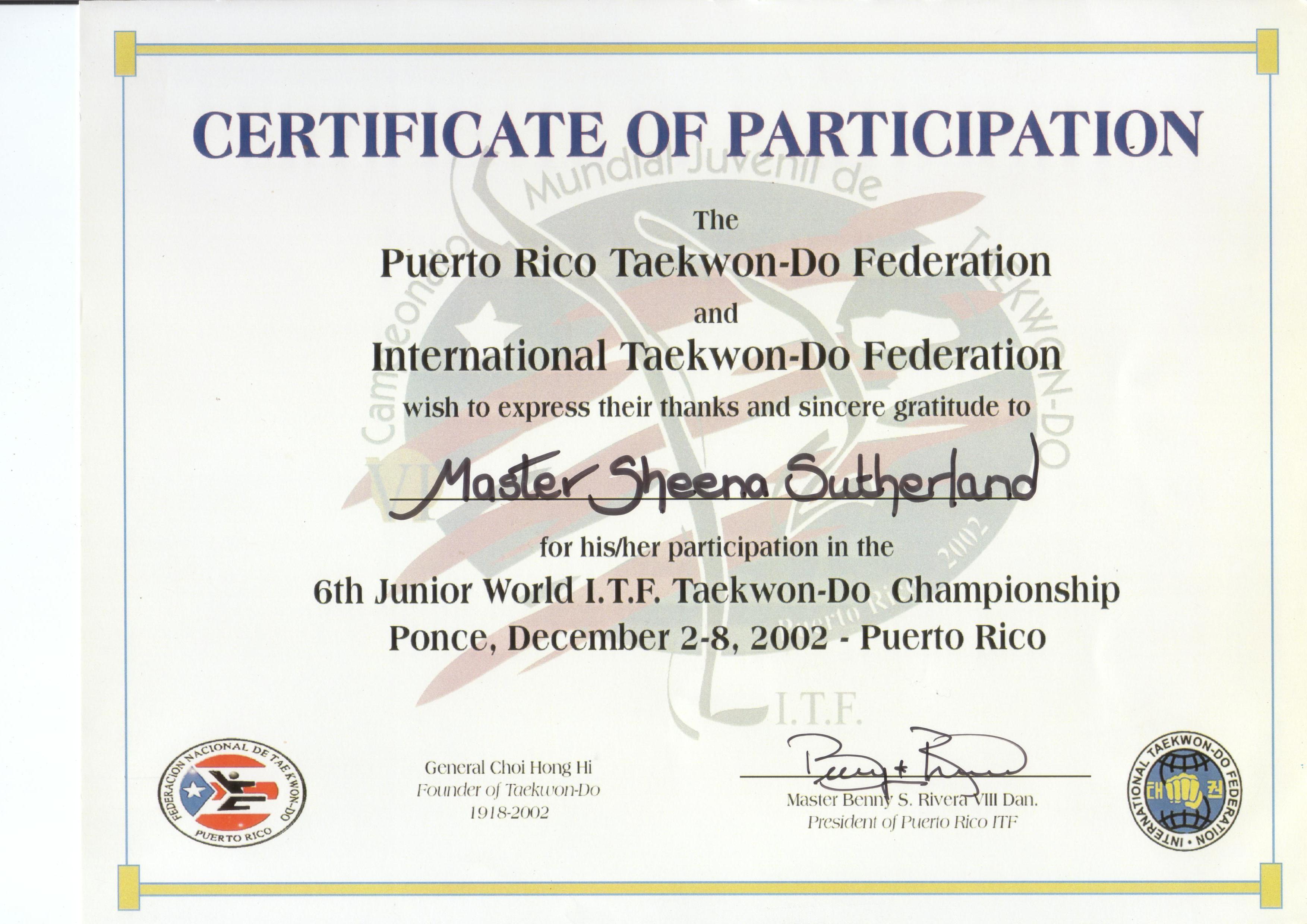 Jr World Ponce 2002