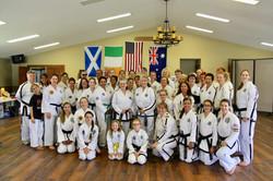 All Female at Sereff World Camp