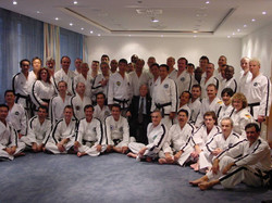 Masters Seminar with General Choi