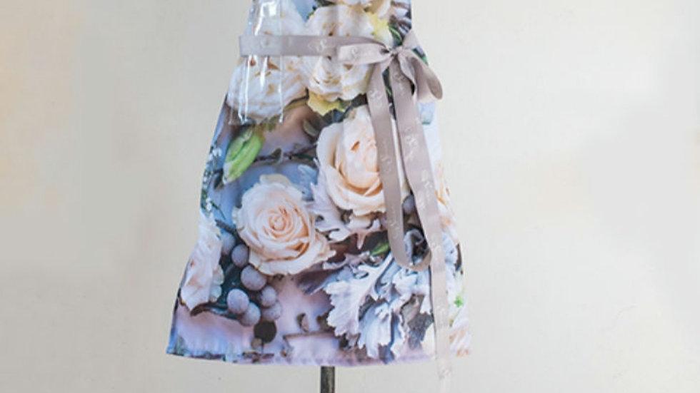 Voorskoot - Cream rose