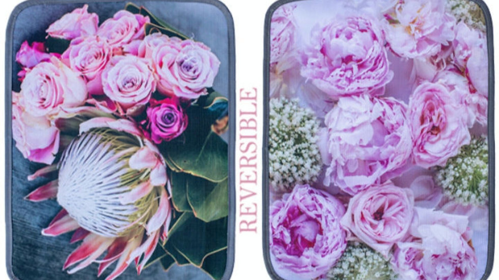 Plek Matjies - Pink Proteas en Pink Blomme