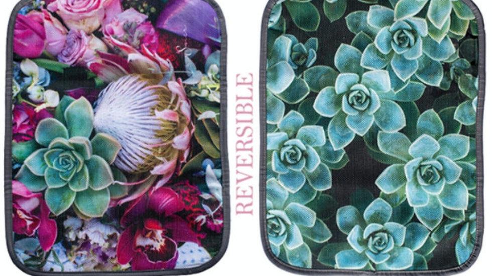 Plek Matjies - Pink Protea en Vetplante