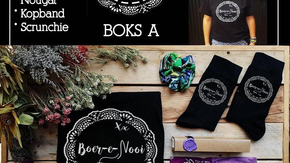 Boer-e-nooi Bokse (SA aleenlik)