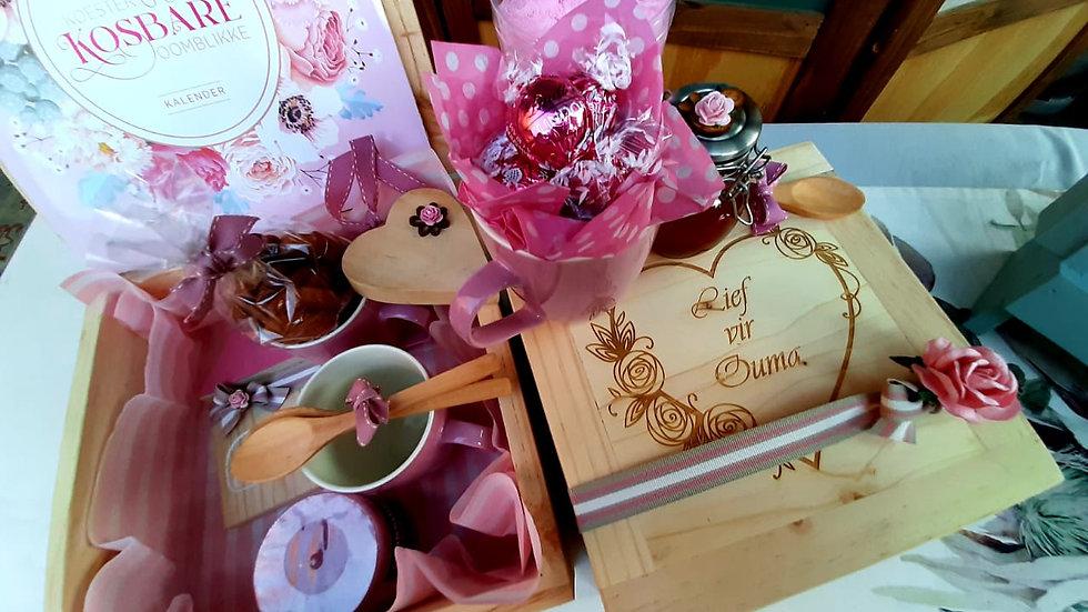 Kosbare boks met dagboek