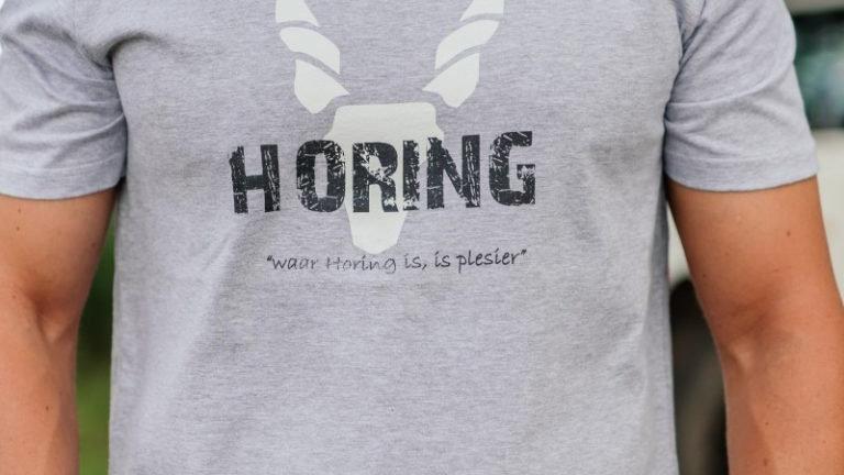 Bokkie Horing T-Hemp
