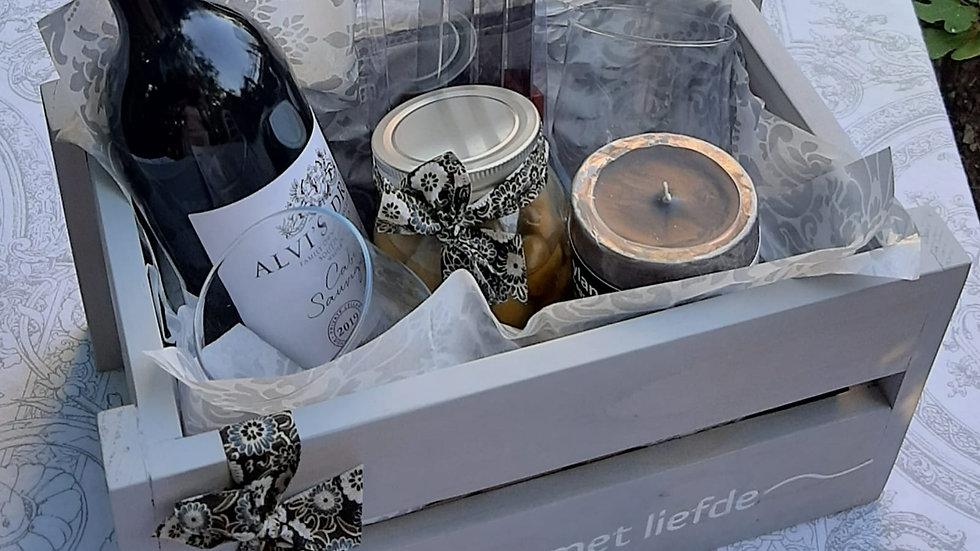 Wyn dwerg krat (SA aleenlik)